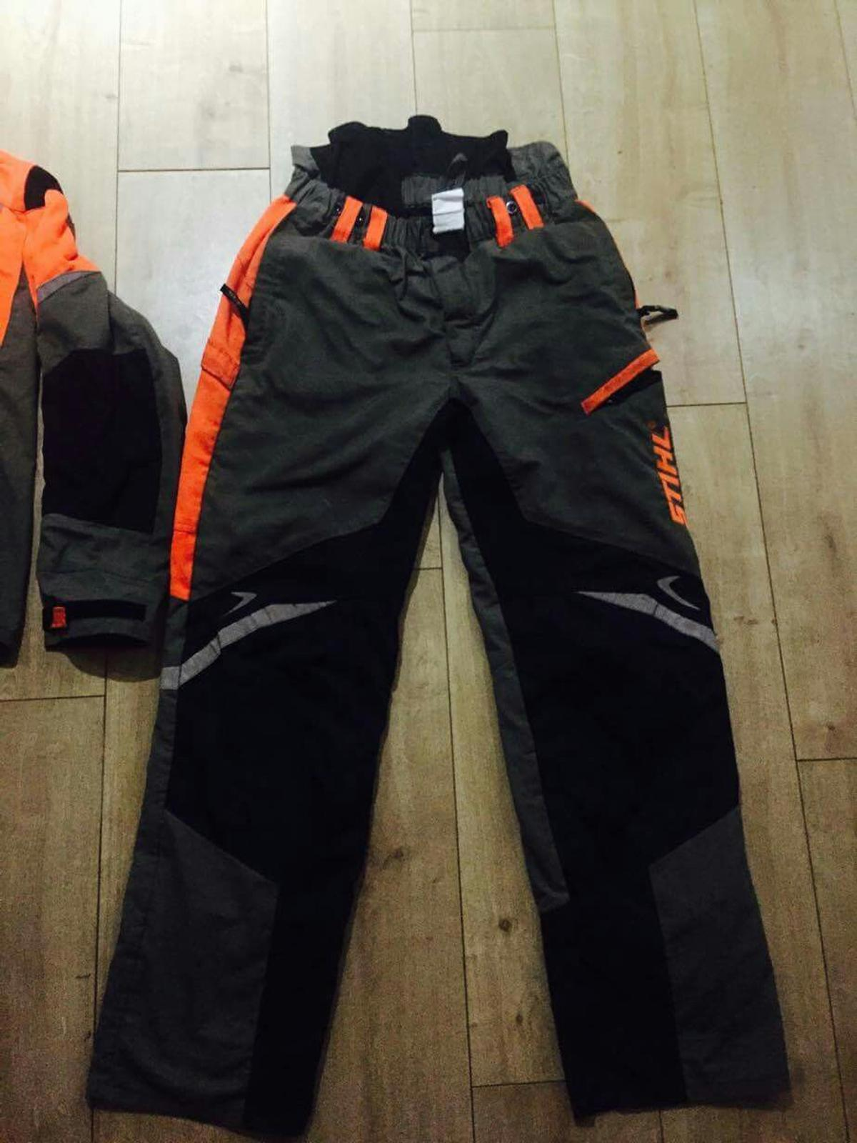 faefabc8156 Stihl ERGO chainsaw trousers   jacket in SE2 London for £100.00 for ...