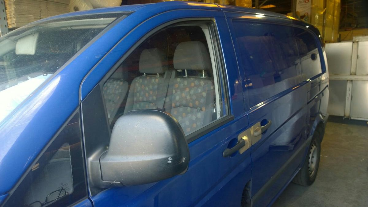 Mercedes vito Van spares or repair OFFERS in WA1 Warrington for