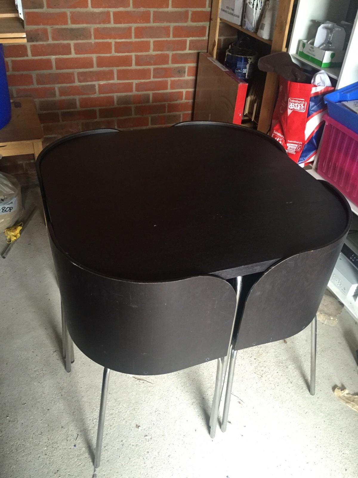Ikea Fusion Table And Chairs In Rm16 Hundred For 30 00 For Sale Shpock
