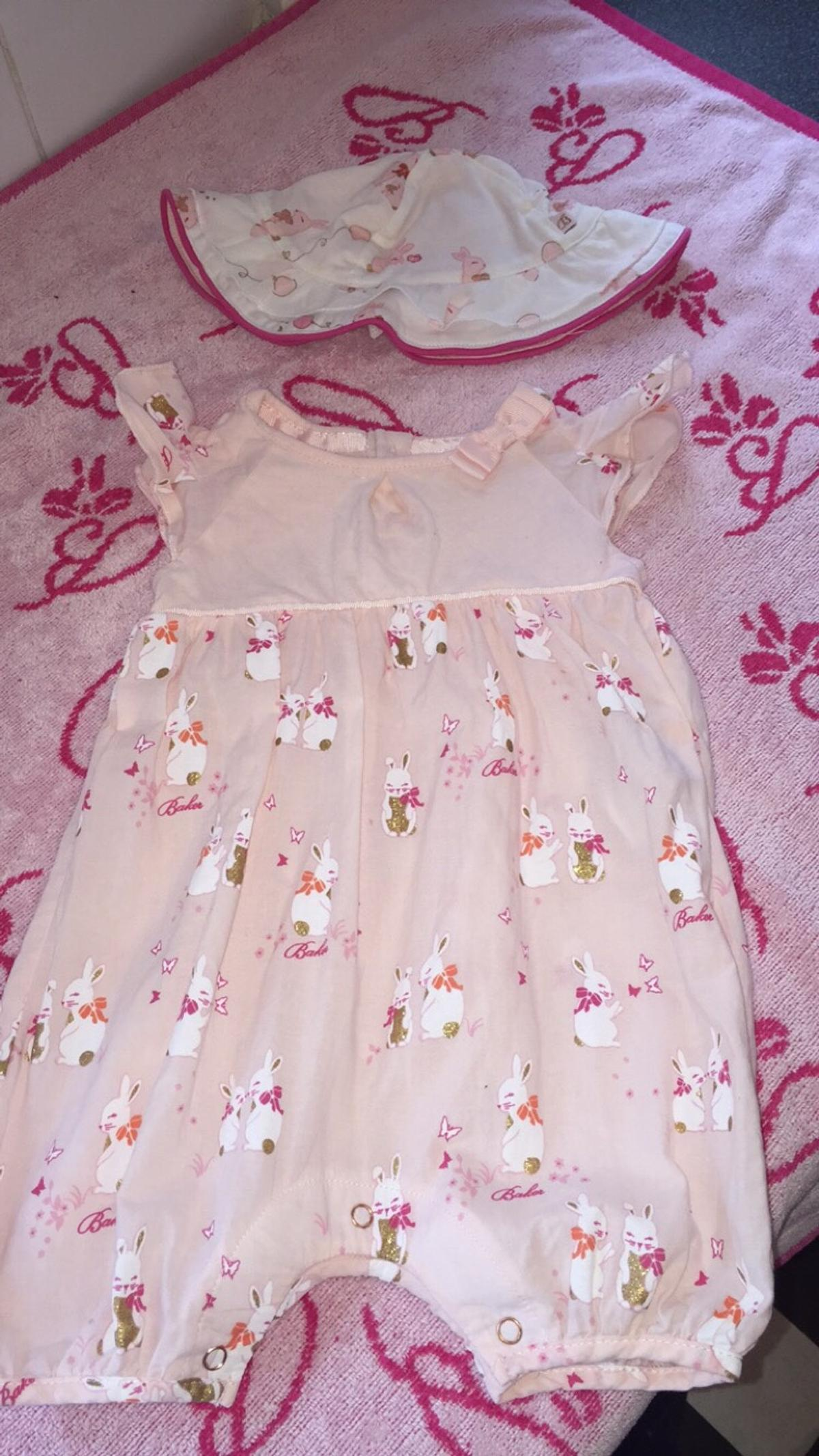 9e5b42a97 Ted baker bunny romper with sun hat in BL2 Bolton for £7.00 for sale ...