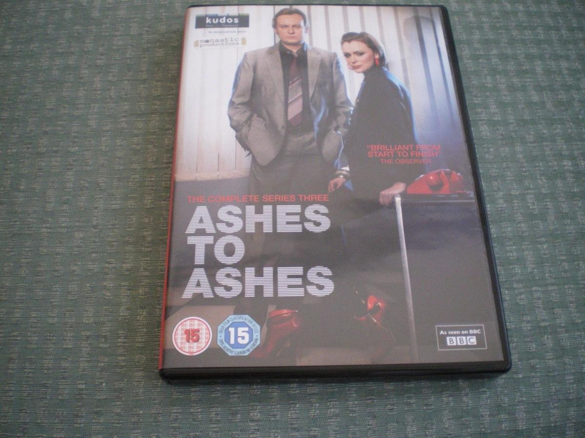 Ashes To Ashes - Series 3 - Complete (DVD