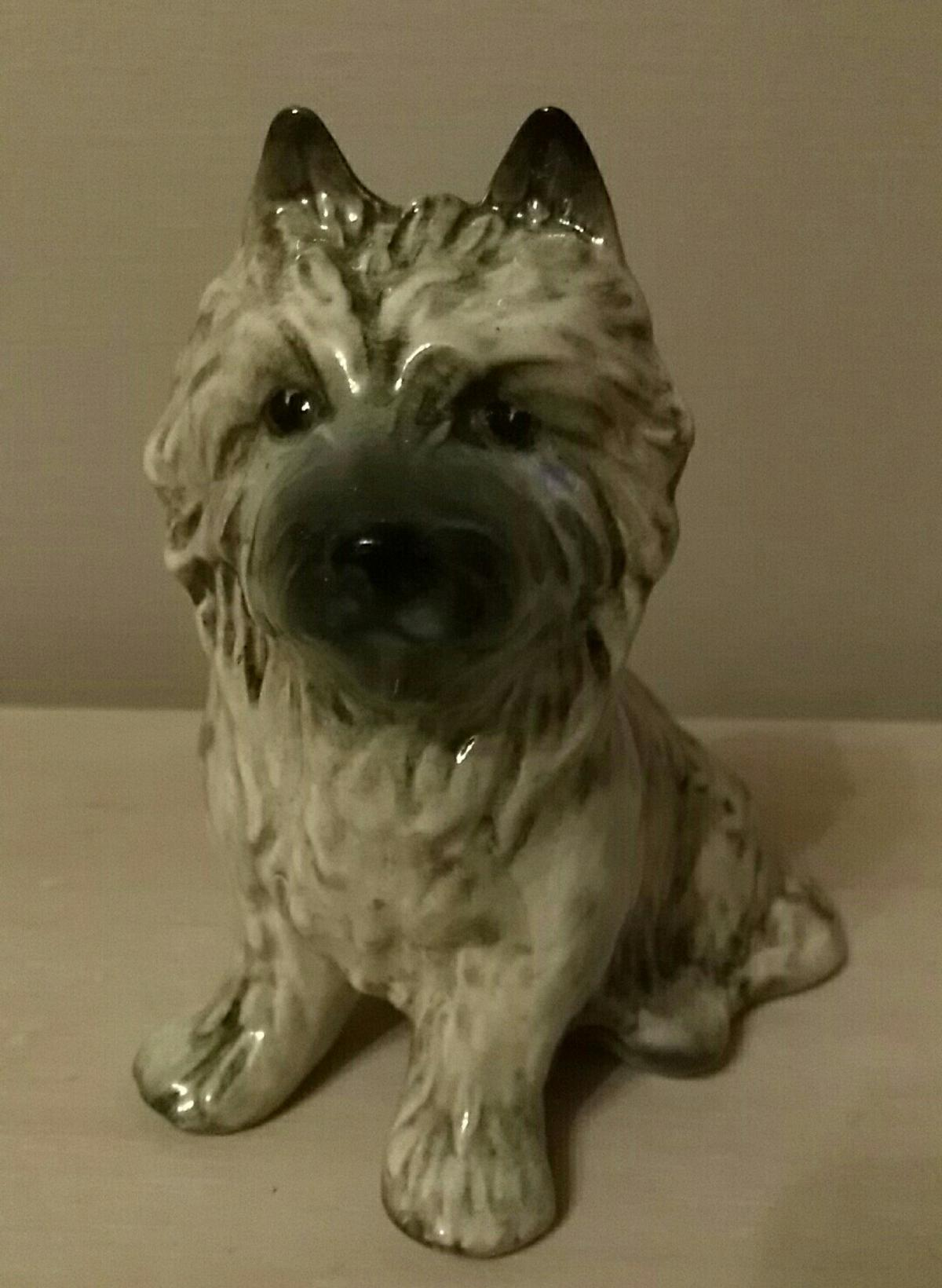 Vintage Sylvac Cairn Terrier No  3447 in NG21 Edwinstowe for £8 00