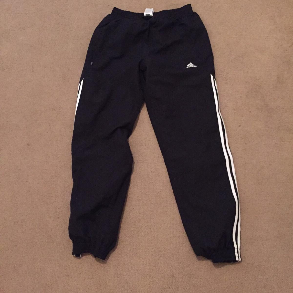 Armonioso bandera chisme  Black adidas stinger pants in SK3 Stockport for £20.00 for sale | Shpock