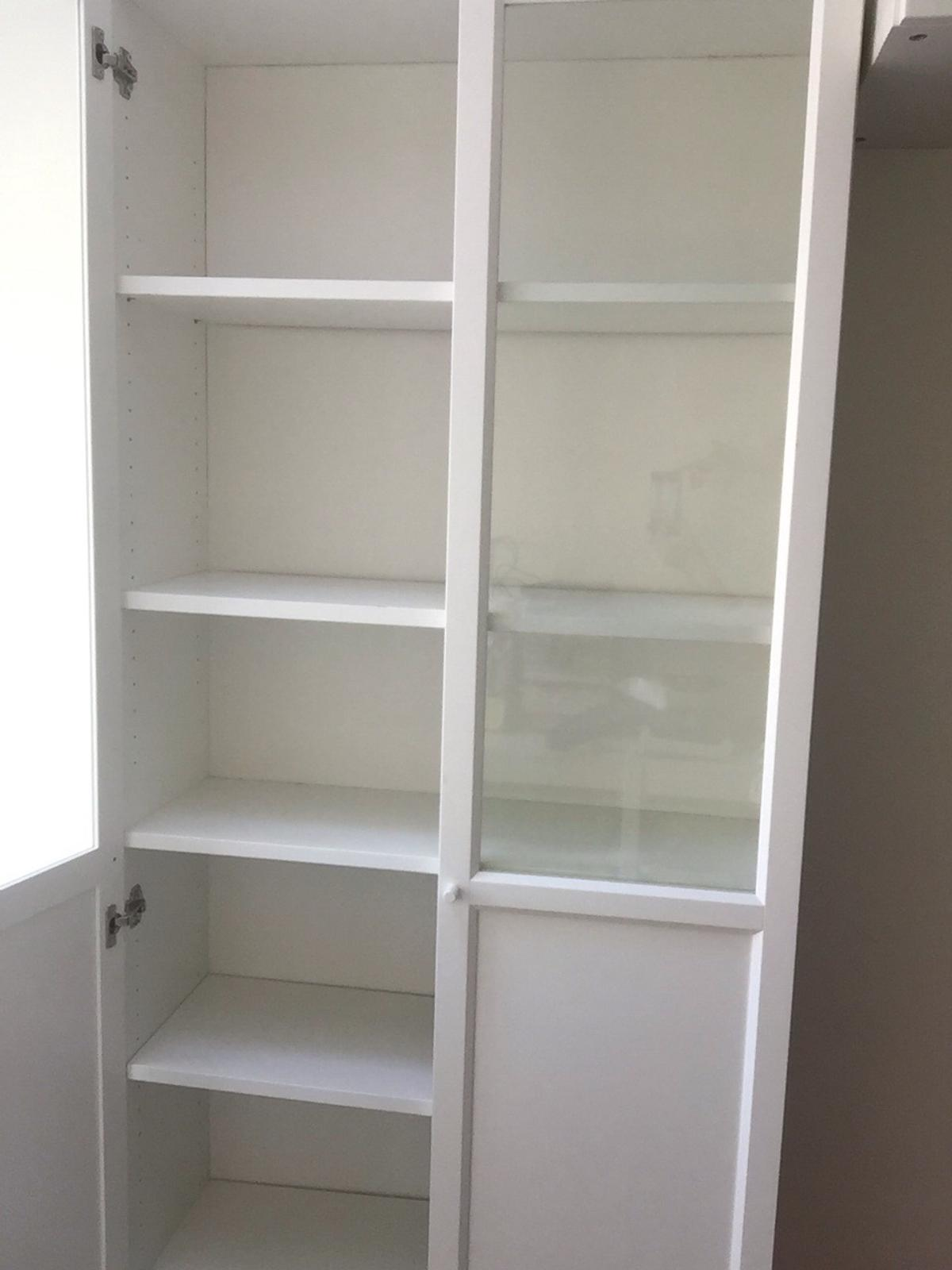 IKEA Billy Bookcase with 2 Oxberg Doors in CM18 Harlow for