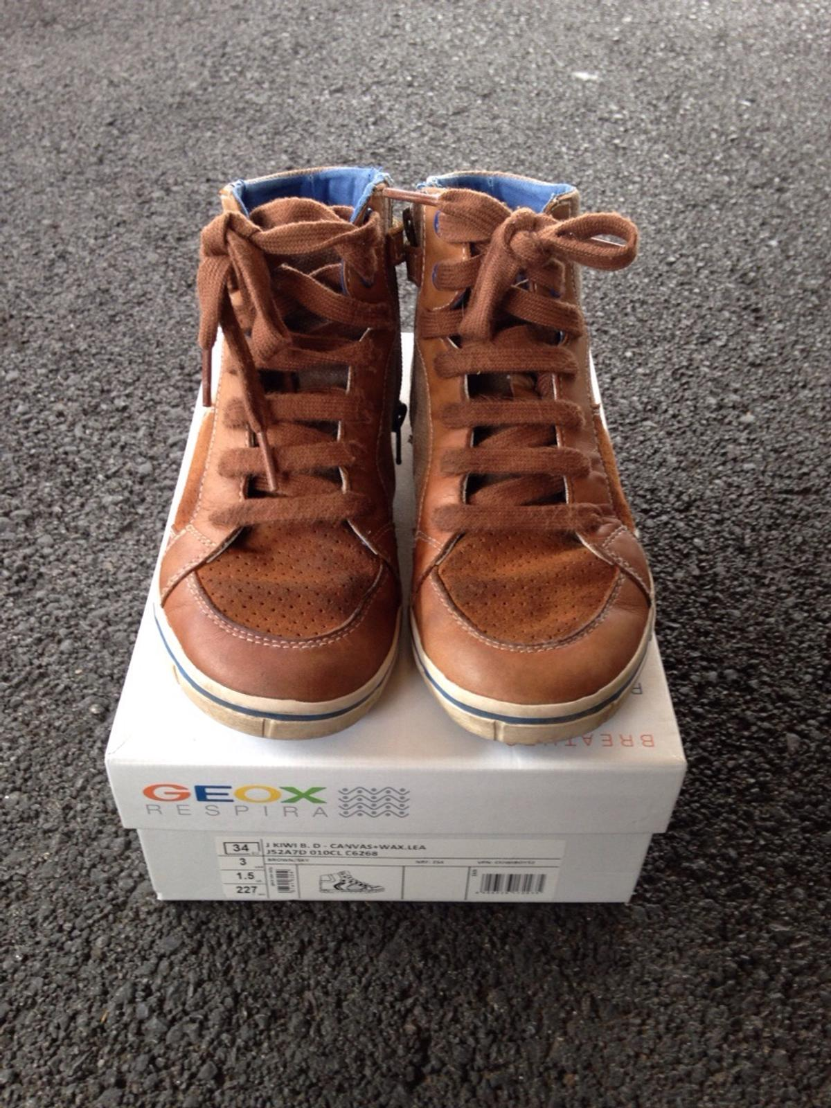 competitive price 1e784 fce04 Geox Herbstschuhe Gr.34