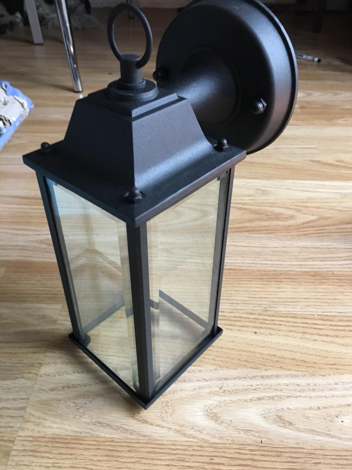 Homebase Outdoor Lantern And Parasol Lighting In Dh4 Spring