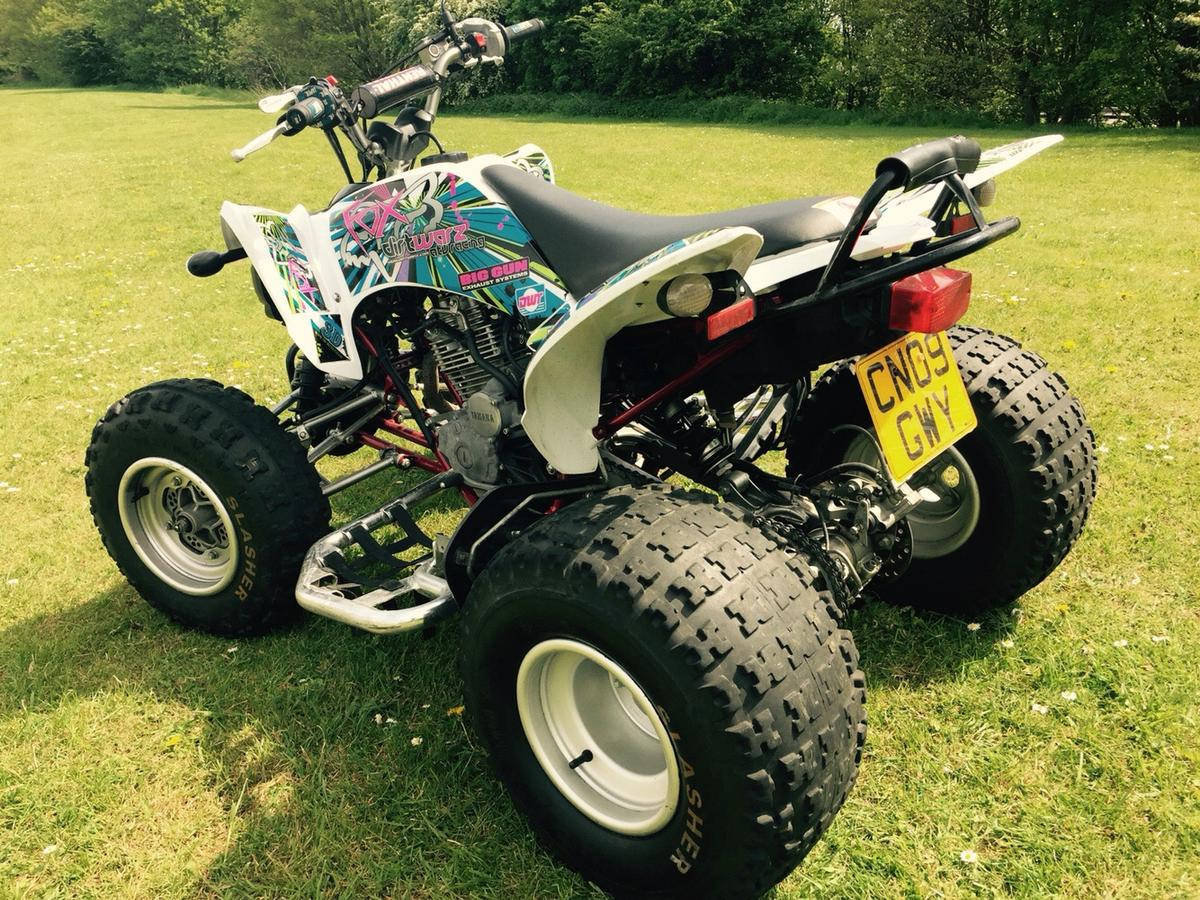 Yamaha raptor 250 2009 in CM8 Witham for £2,400 00 for sale