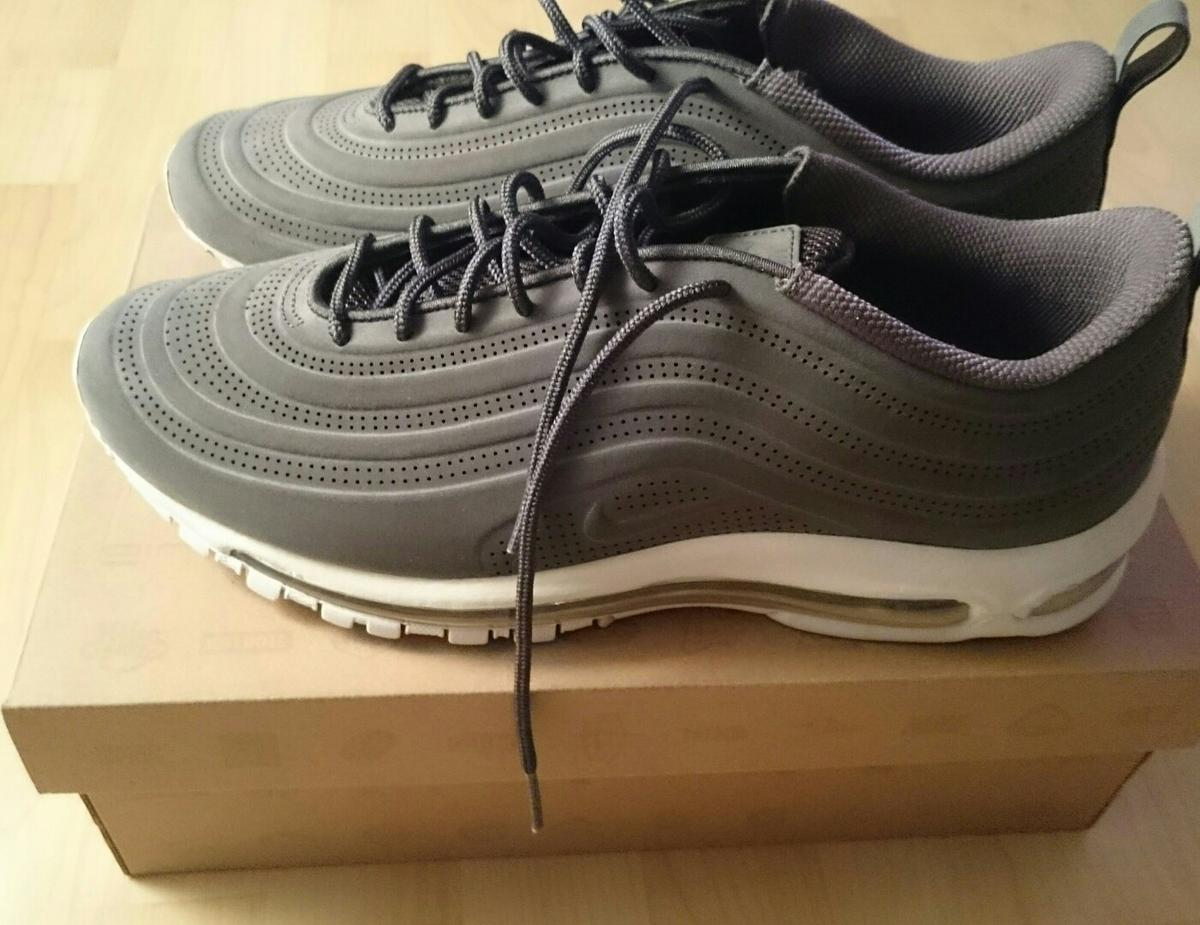 Nike Air Max 97 Vt midnight fog, US 11
