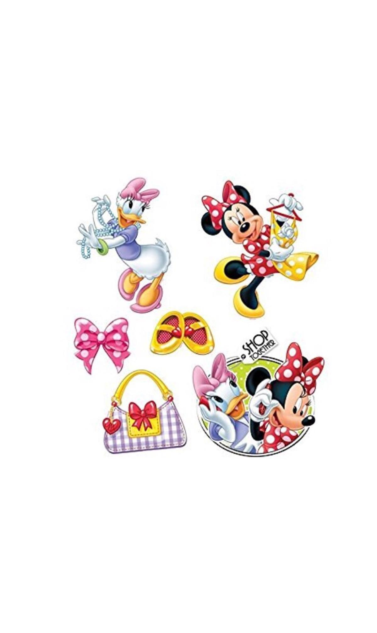 Disney Wandtattoo Minnie Mouse / Daisy in 87700 Memmingen für 12,00 ...