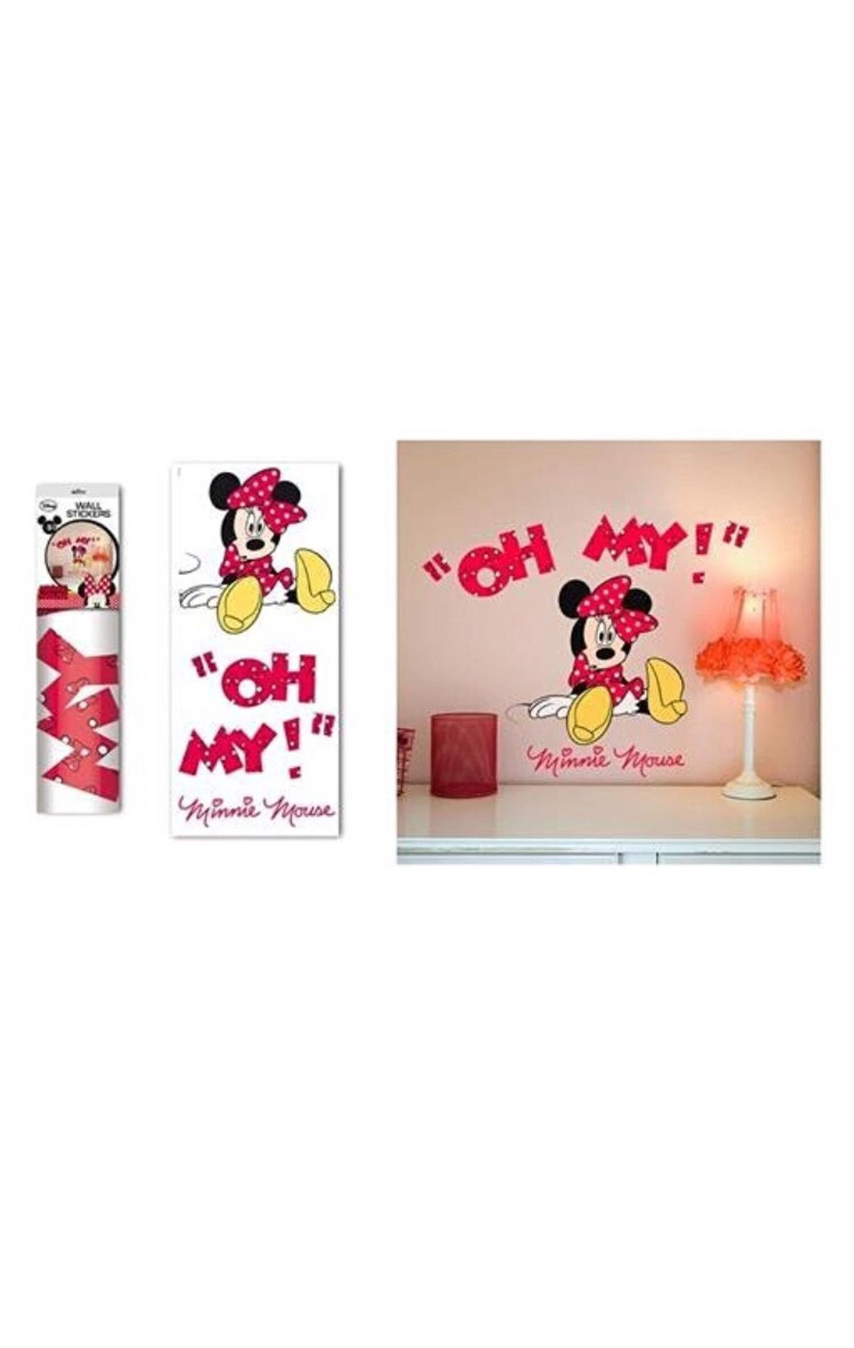 Disney Wandtattoo Minnie Mouse repositionierb in 80539 München for ...