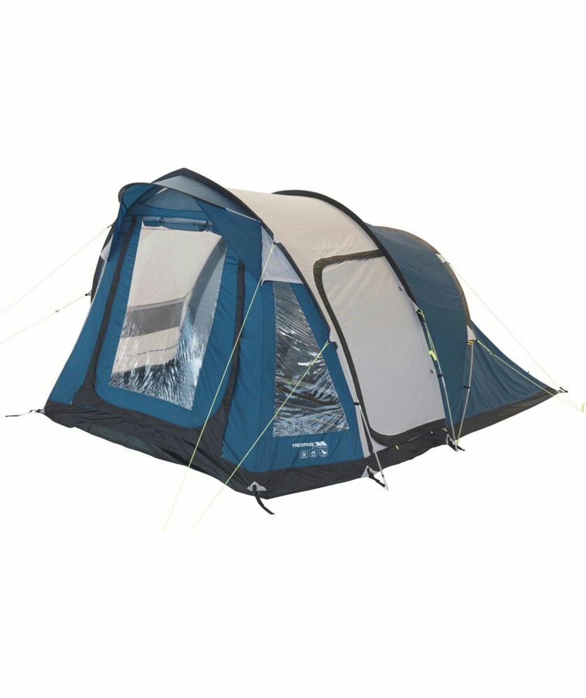 save off 57056 82d91 Trespass go further 4 man tent
