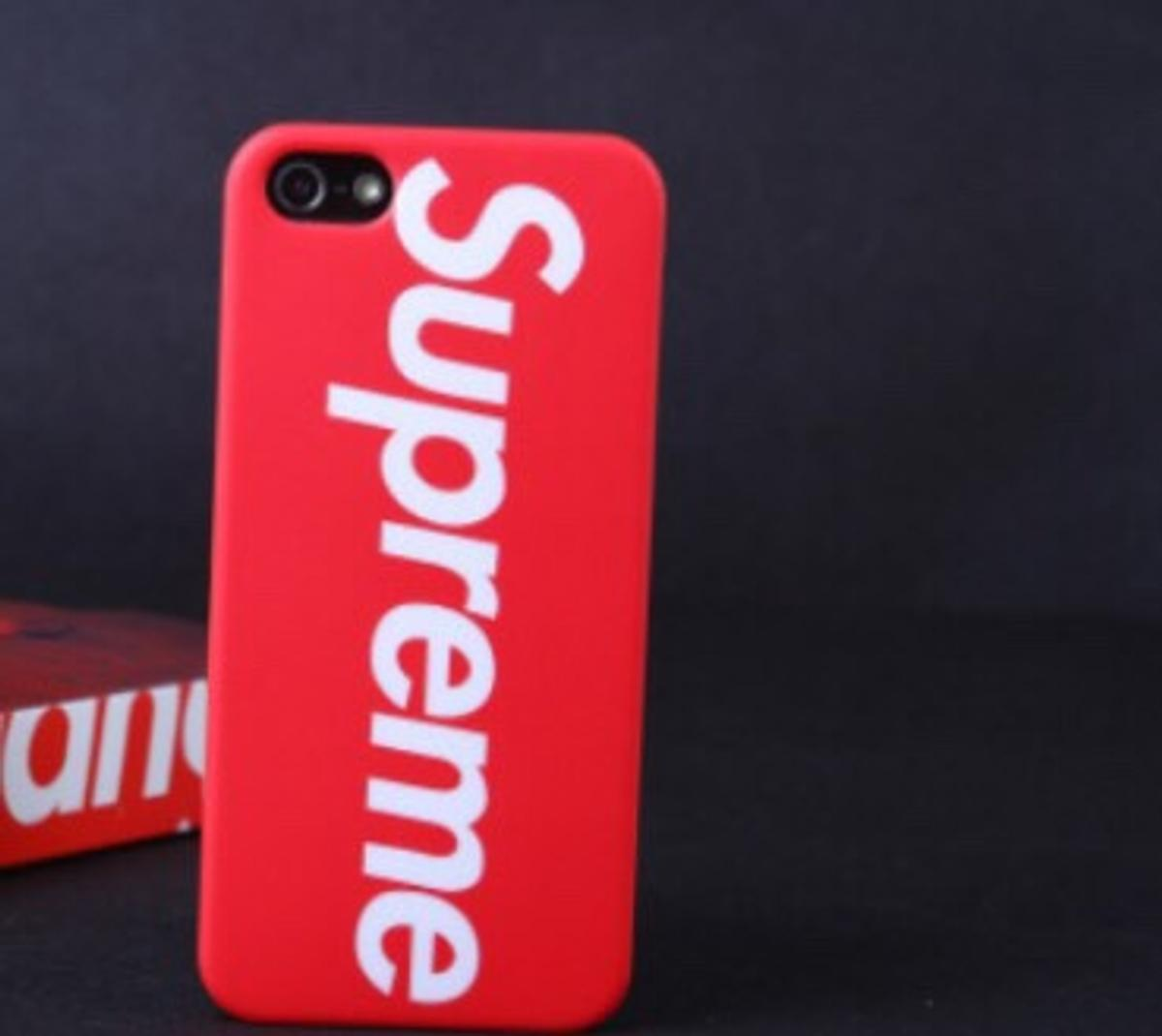 cover iphone 5 supreme
