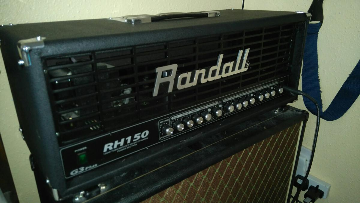 RANDALL RH150G3 150 WATT AMP HEAD in PO9 Havant for £180 00