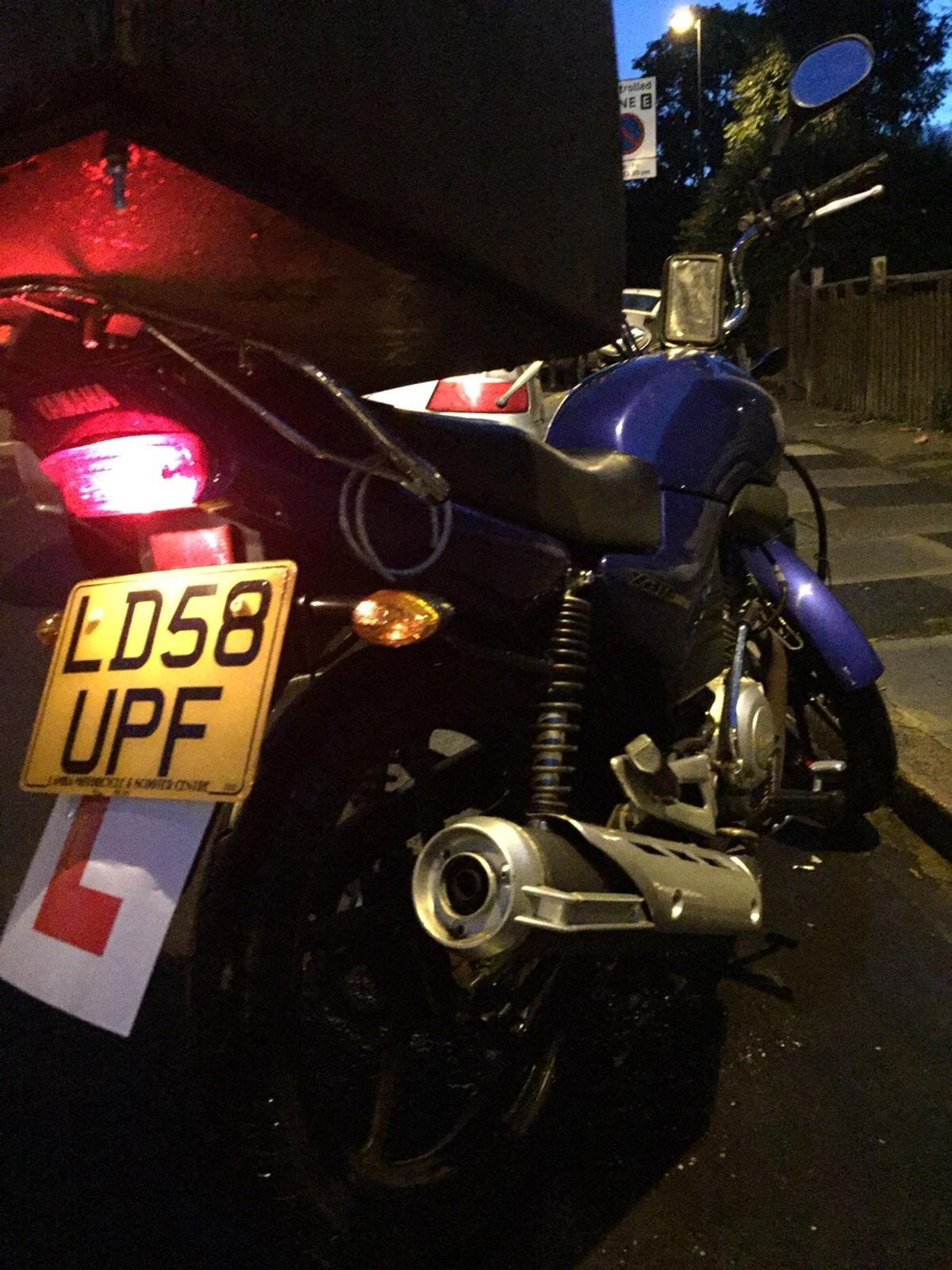 Yamaha YBR 125 in SE9 London for £899 00 for sale - Shpock