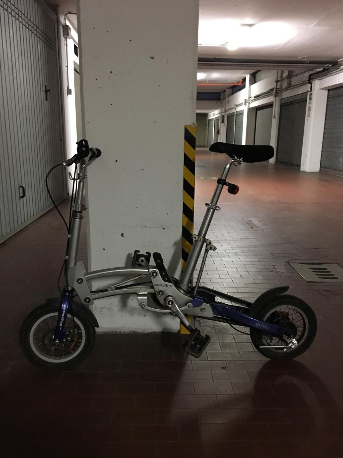 Bici Pieghevole Mobiky.Bici Pieghevole Mobiky Genius In 40026 Imola For 150 00 For