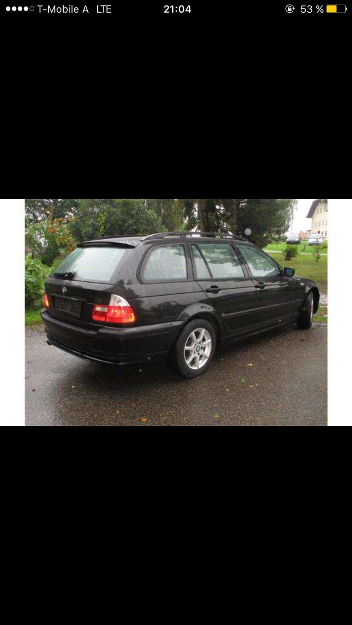 bmw 316i compact getriebe lampen