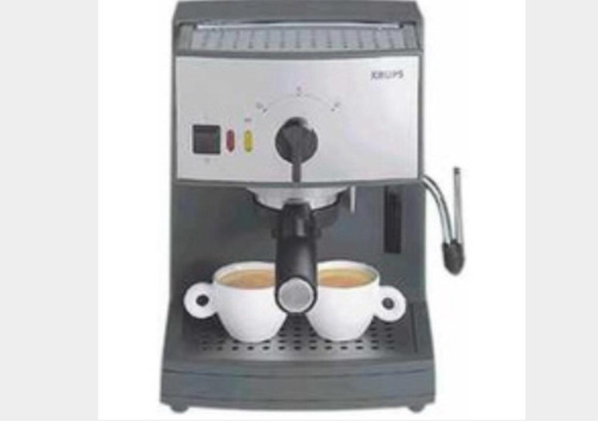 Krups 3000 Coffee Maker With Creamer