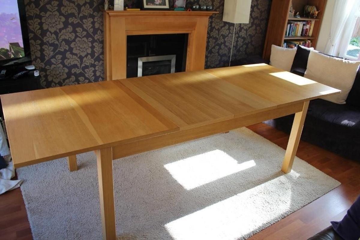 Ikea Pine Bjursta Table And Borje Chairs In Ec1m London For