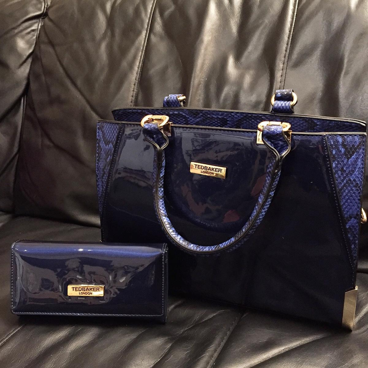 09d9916562e4 Ted Baker bag and purse in BN23 Eastbourne for £49.99 for sale - Shpock