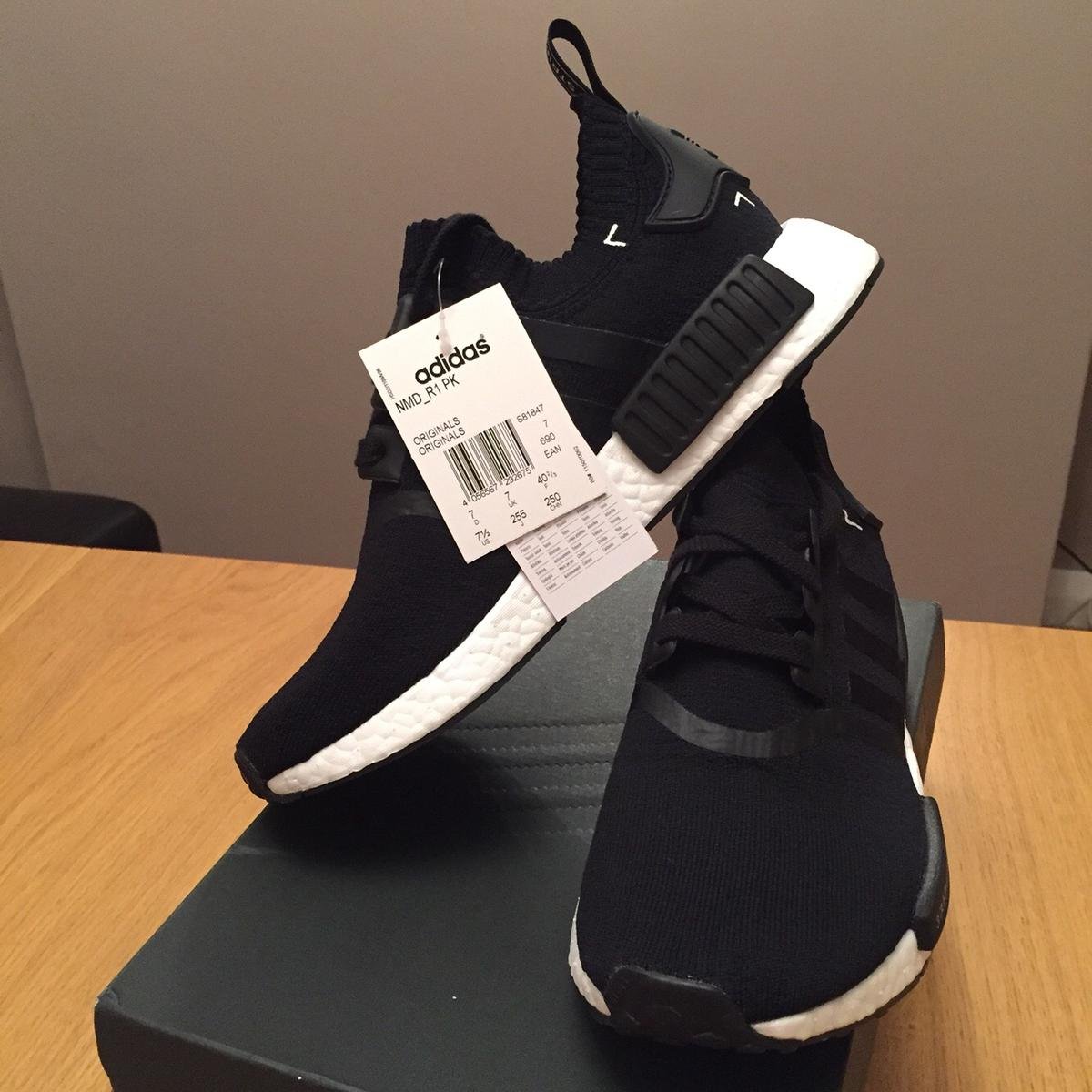7f80e2a28 Adidas NMD R1 Japan Boost Black Primeknit in CR2 South Croydon for ...