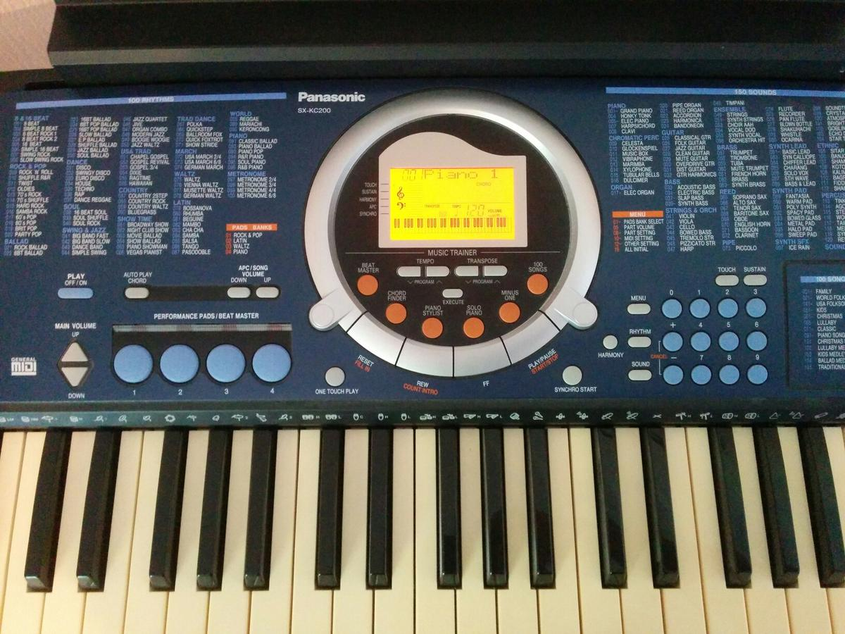 Panasonic SX-KC200 Keyboard in WF2 Wakefield for £40 00 for sale