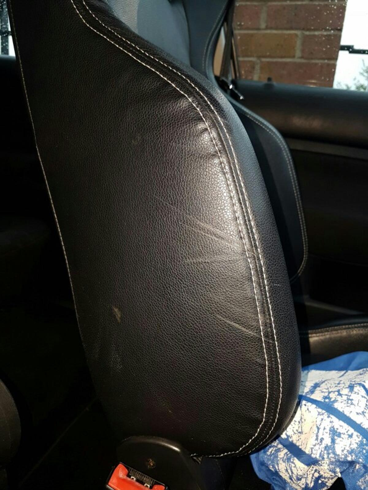 Sparco R100 leather bucket seats in LE4 Leicester for