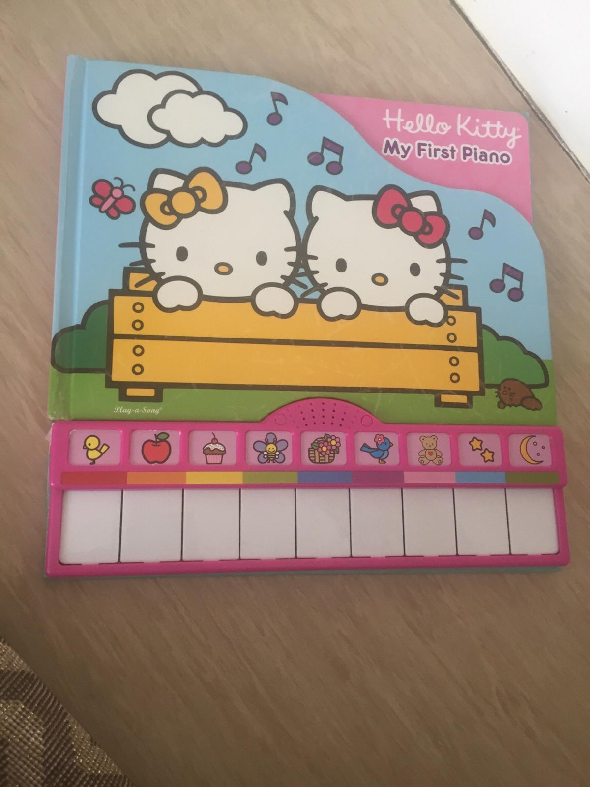 ea92b34f3 Hello kitty my first piano book in N18 London for £3.00 for sale ...