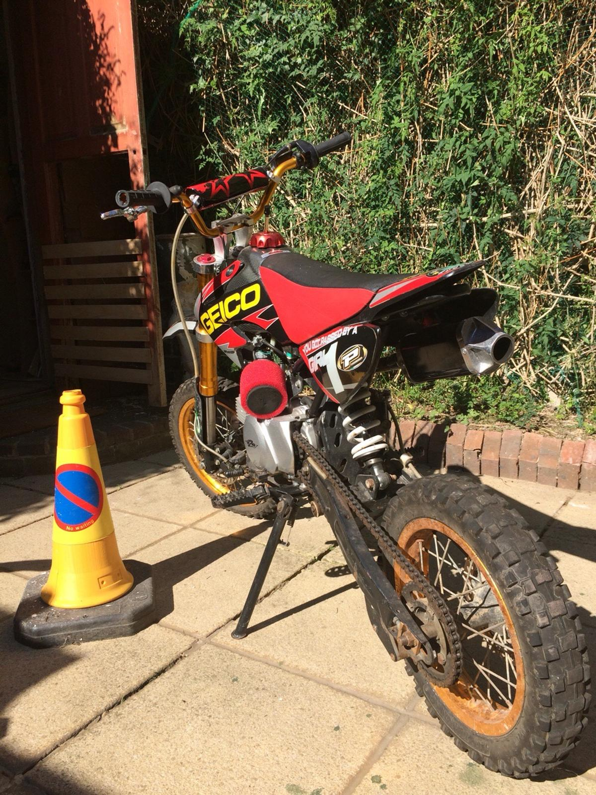 110cc m2r pitbike in CT11 Ramsgate for £650 00 for sale - Shpock