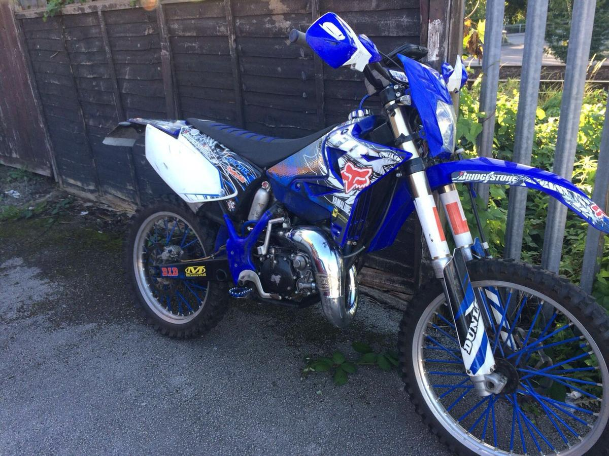 Yamaha yz 125 fully road legal day and night in NG6 Nottingham for