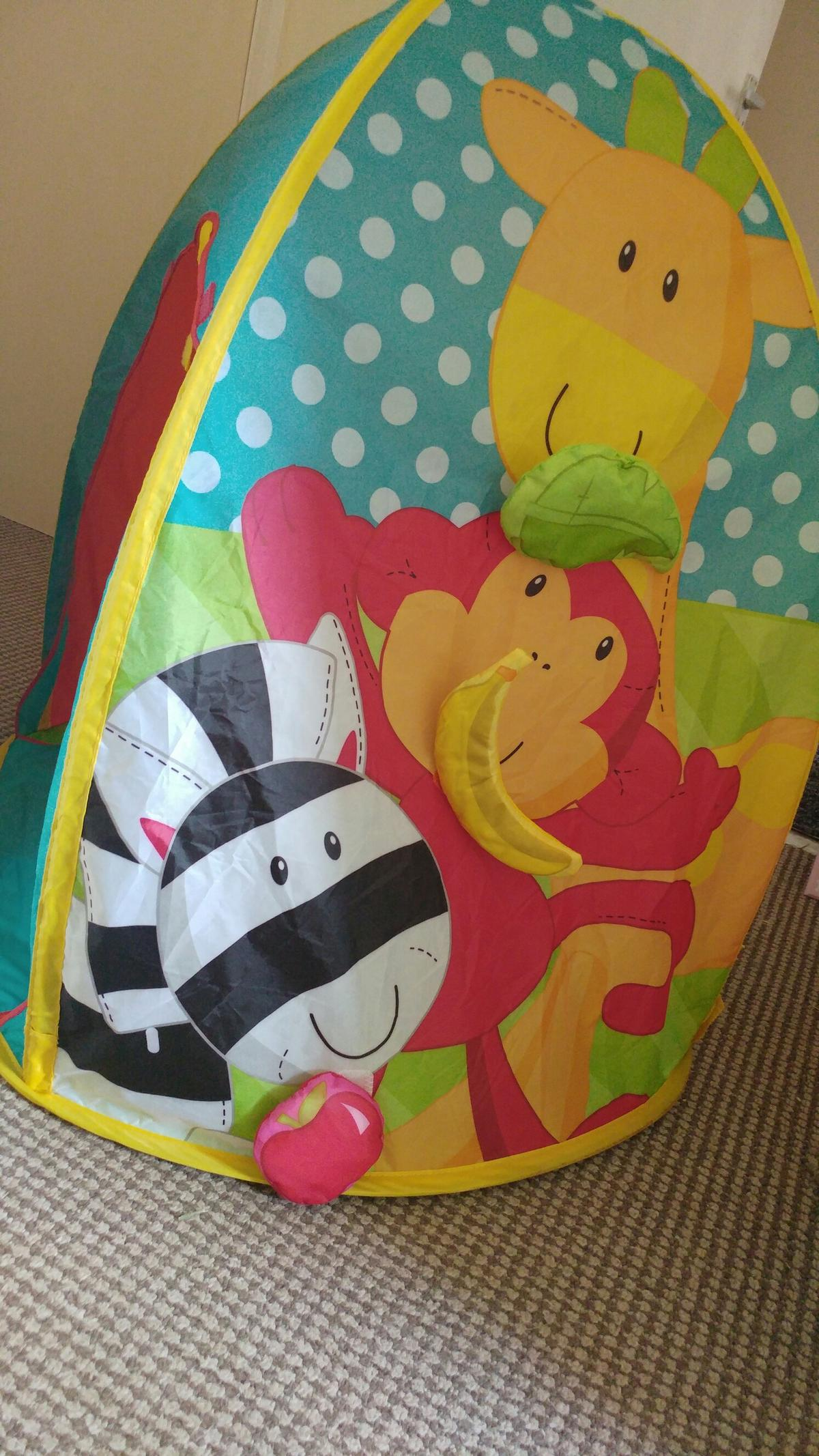 hot sales 32f63 002b9 Jungle play tent from Mothercare