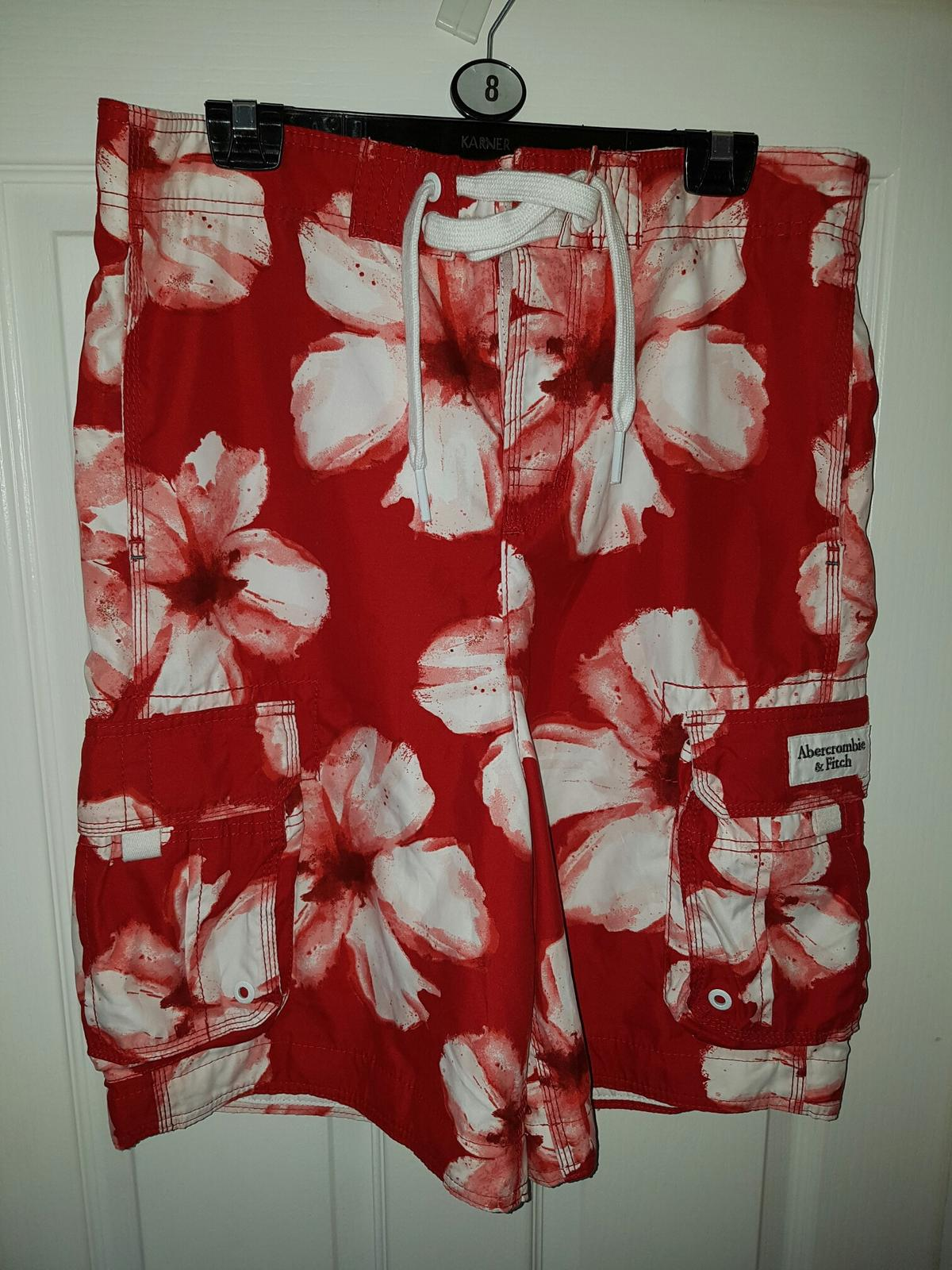 6fb448cb29 Abercrombie & Fitch Board Shorts - Large in S62 Rotherham for £2.50 ...