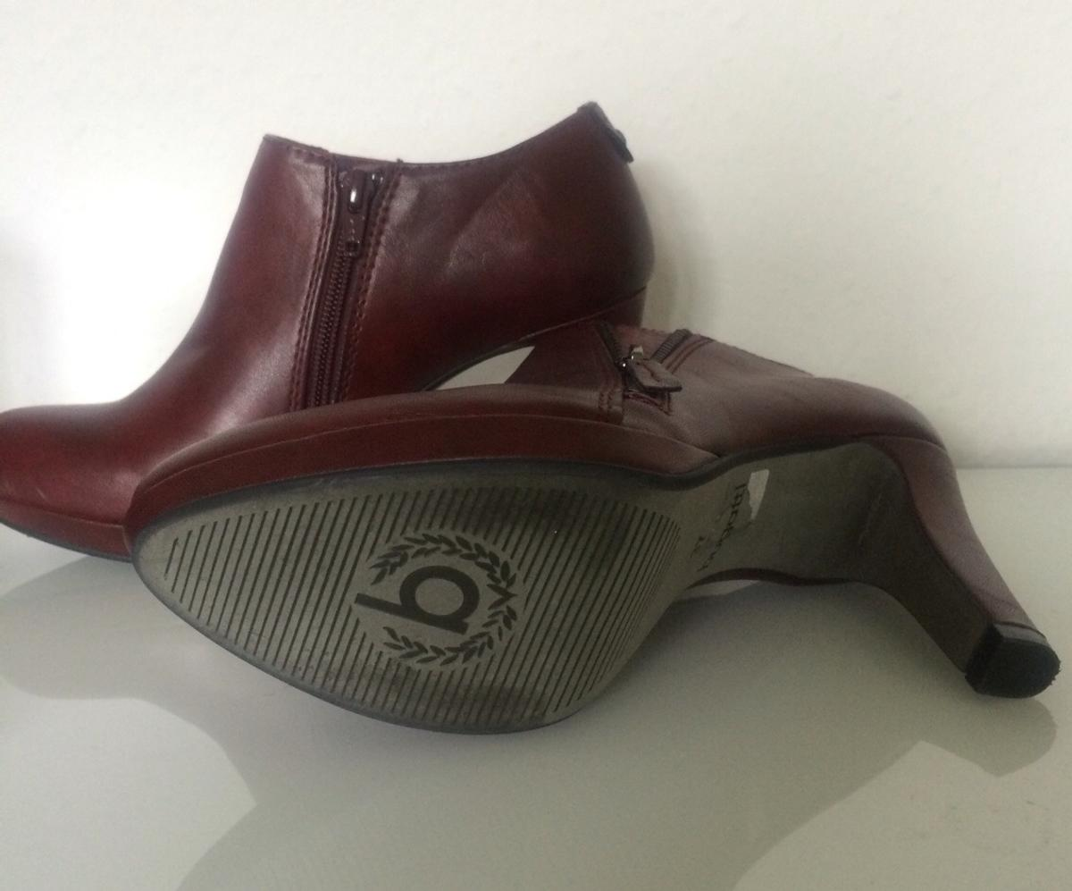 Bugatti Pumps Ankle Boots, rot, 37 in