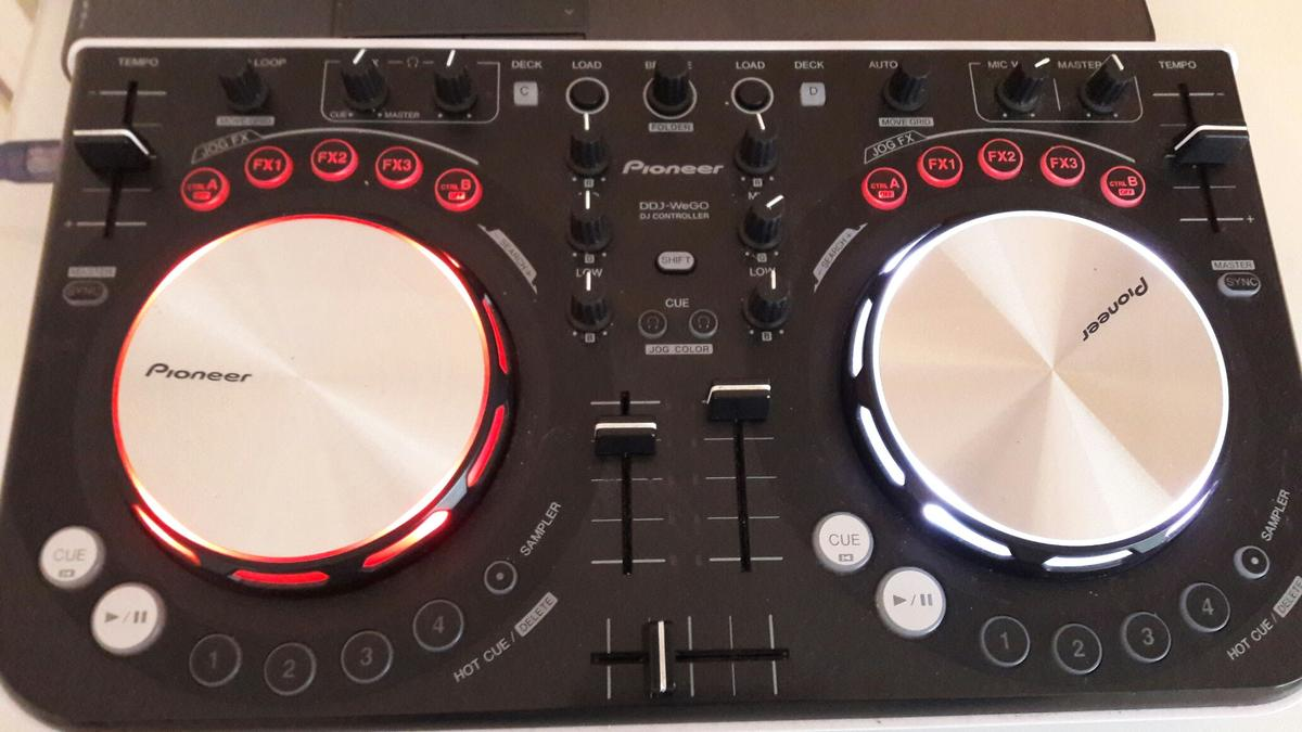 pioneer wego dj controller in PO4 Portsmouth for £65 00 for