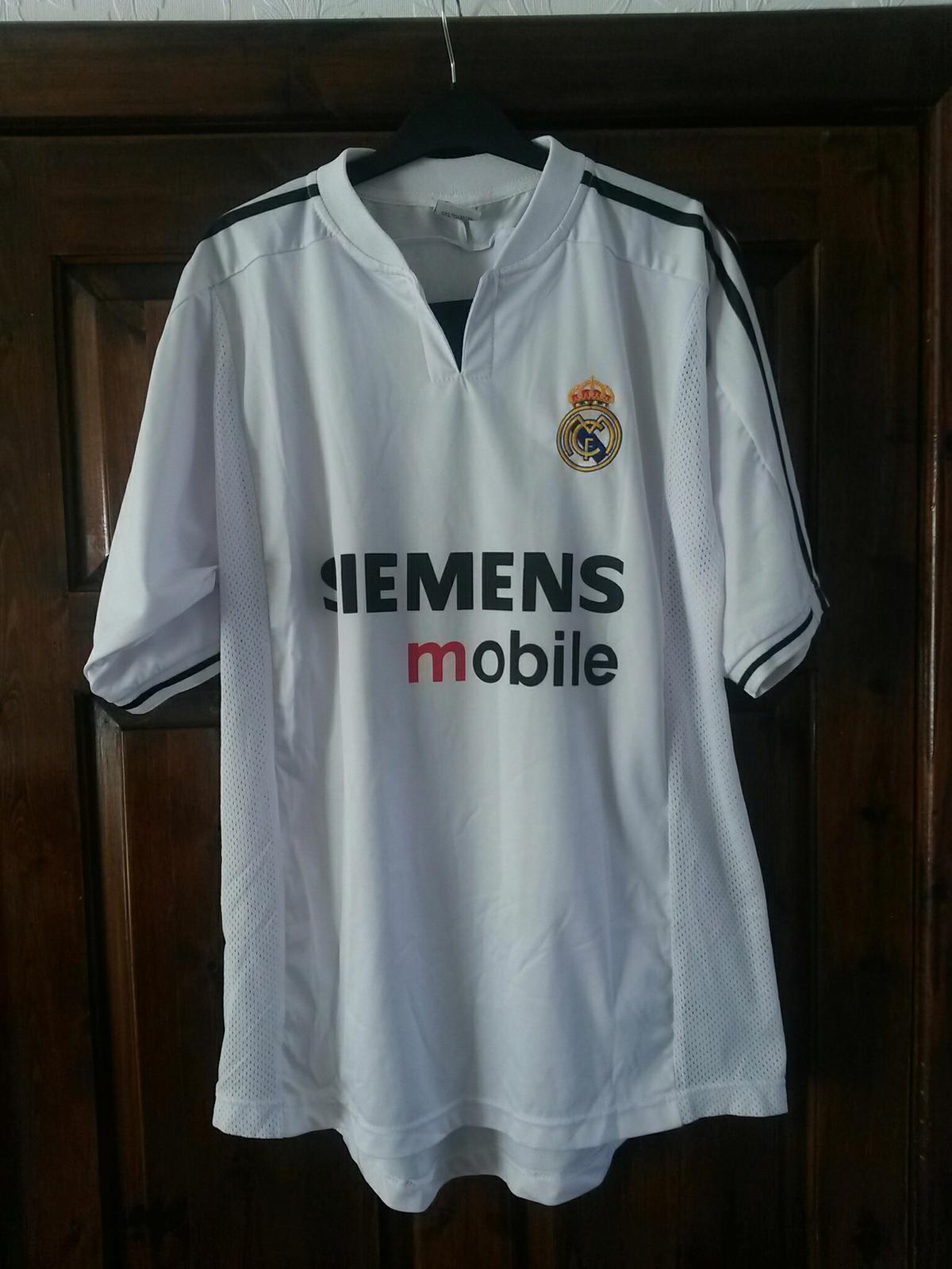 online retailer 43269 6f39a Real Madrid David Beckham shirt (unofficial)