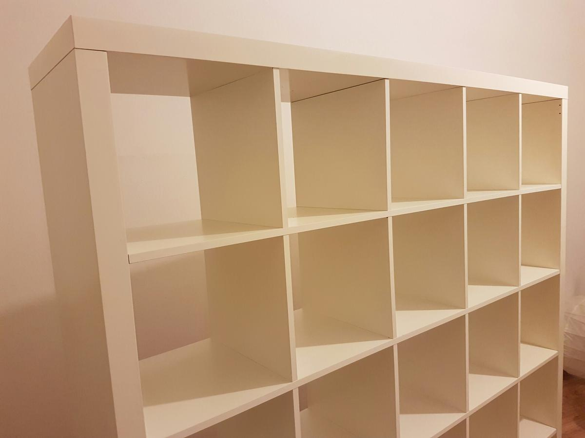 Regal Expedit Wie Kallax Ikea 5x5 Weiss In 30171 Hannover For