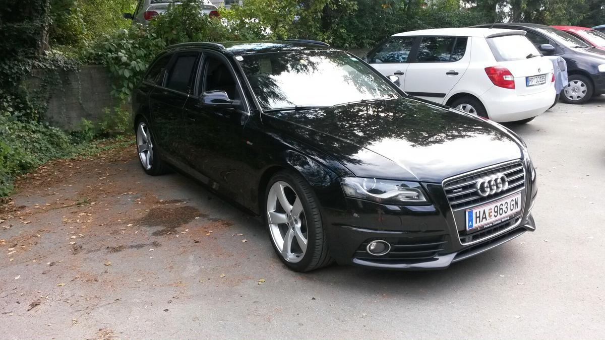 Audi A4 Avant Sport Quattro In 5431 Kuchl For 2049000 For Sale