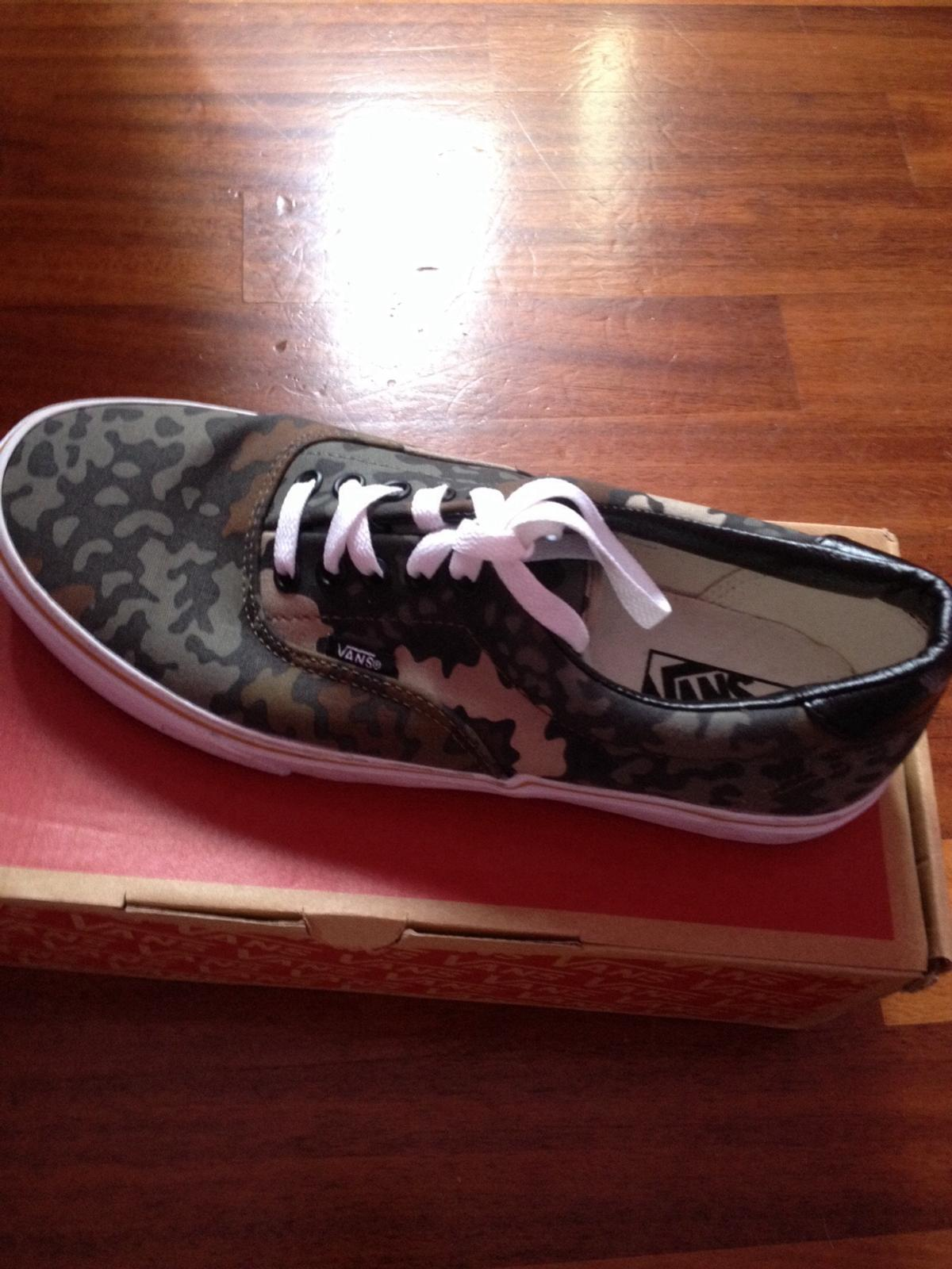 Scarpe vans mimetiche in 00171 Roma for €30.00 for sale | Shpock
