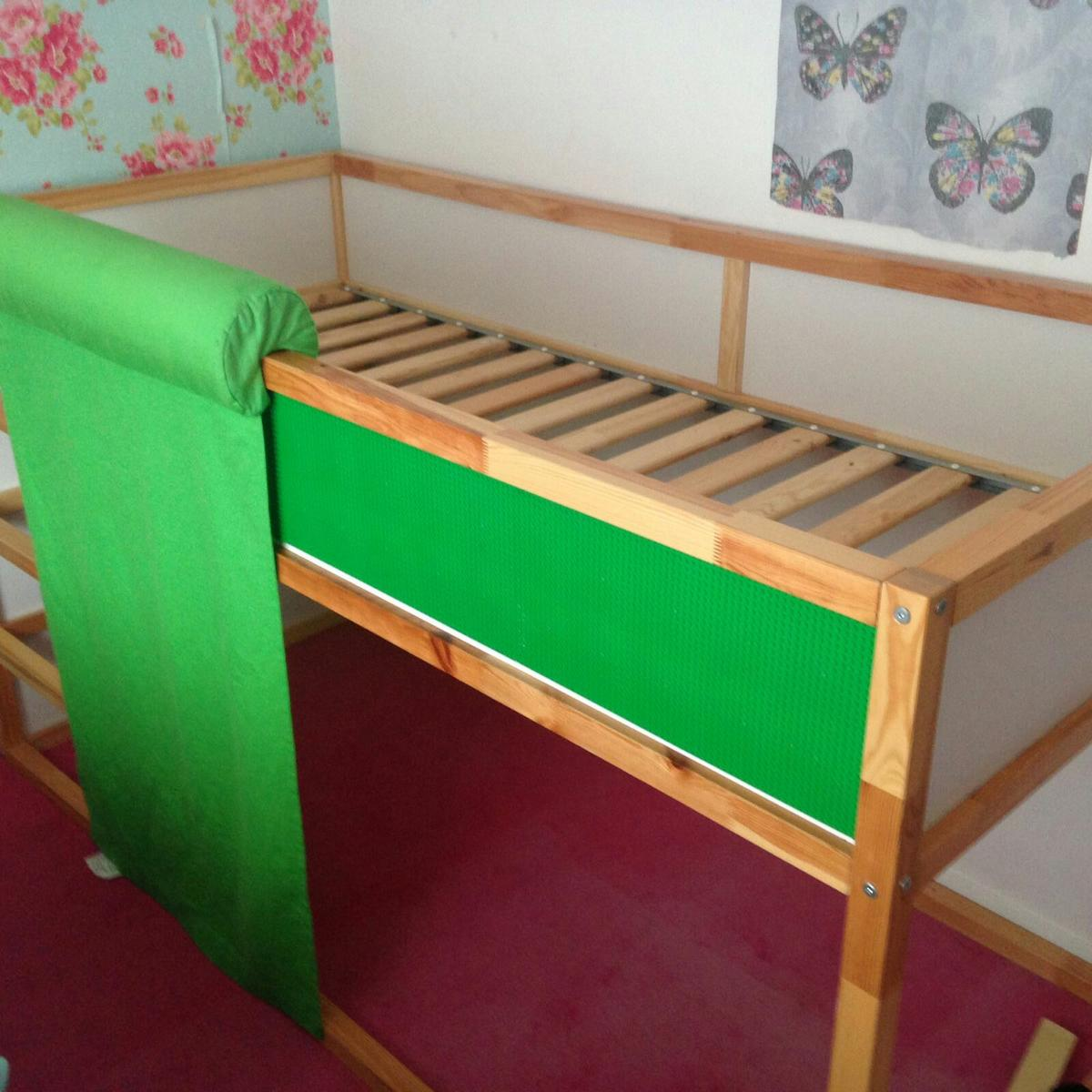 Picture of: Kuro Ikea Low Mid Sleeper Lego Bed In Ne29 North Shields For 60 00 For Sale Shpock