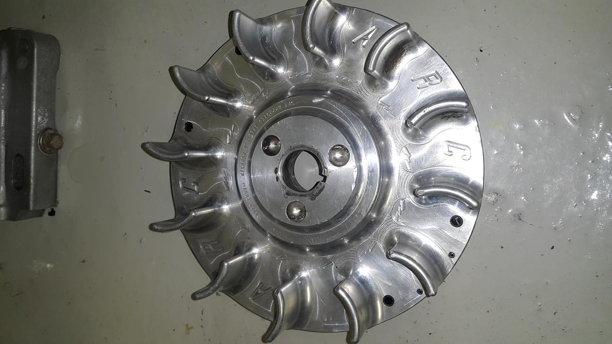 ARC Racing Billet Flywheel Honda GX390