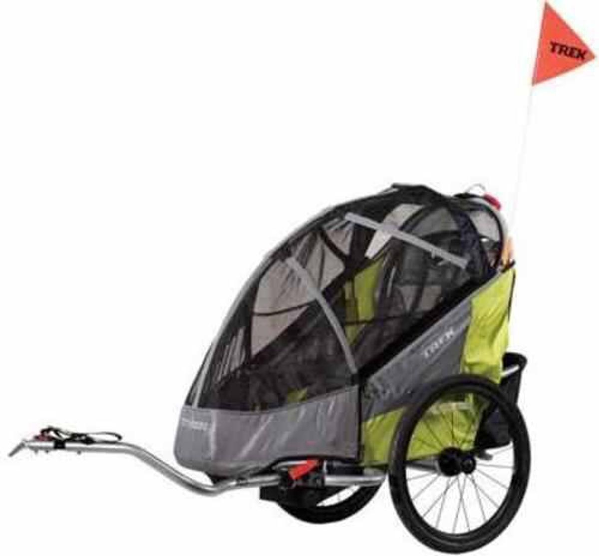 Trek Gobug Sport Trailer 2 child bike carrier