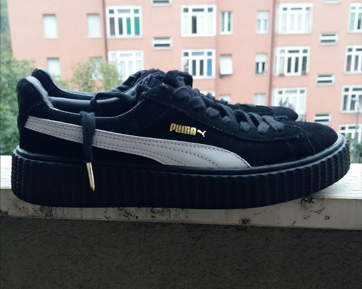 Puma creepers Rihanna in 20157 Milano for €45.00 for sale