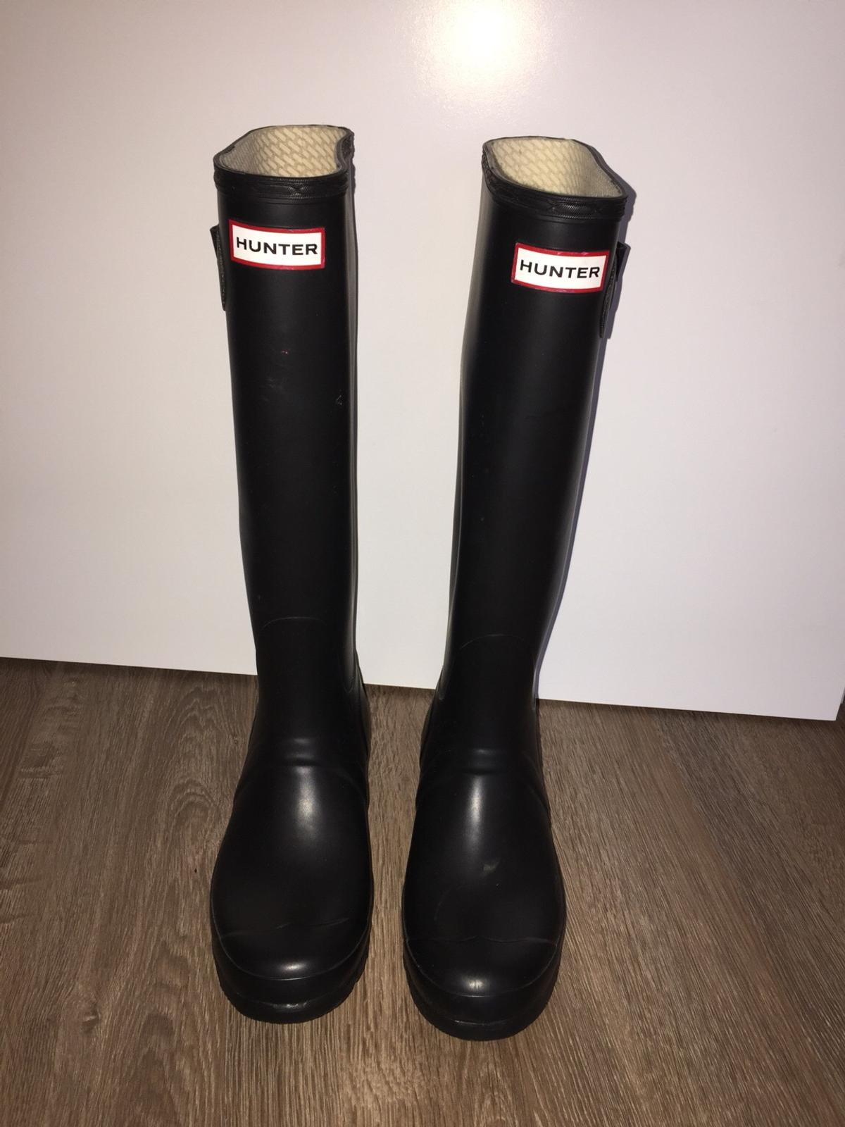 new arrival 7b178 30357 HUNTER Gummistiefel (Tall) in 2340 Mödling for €80.00 for ...