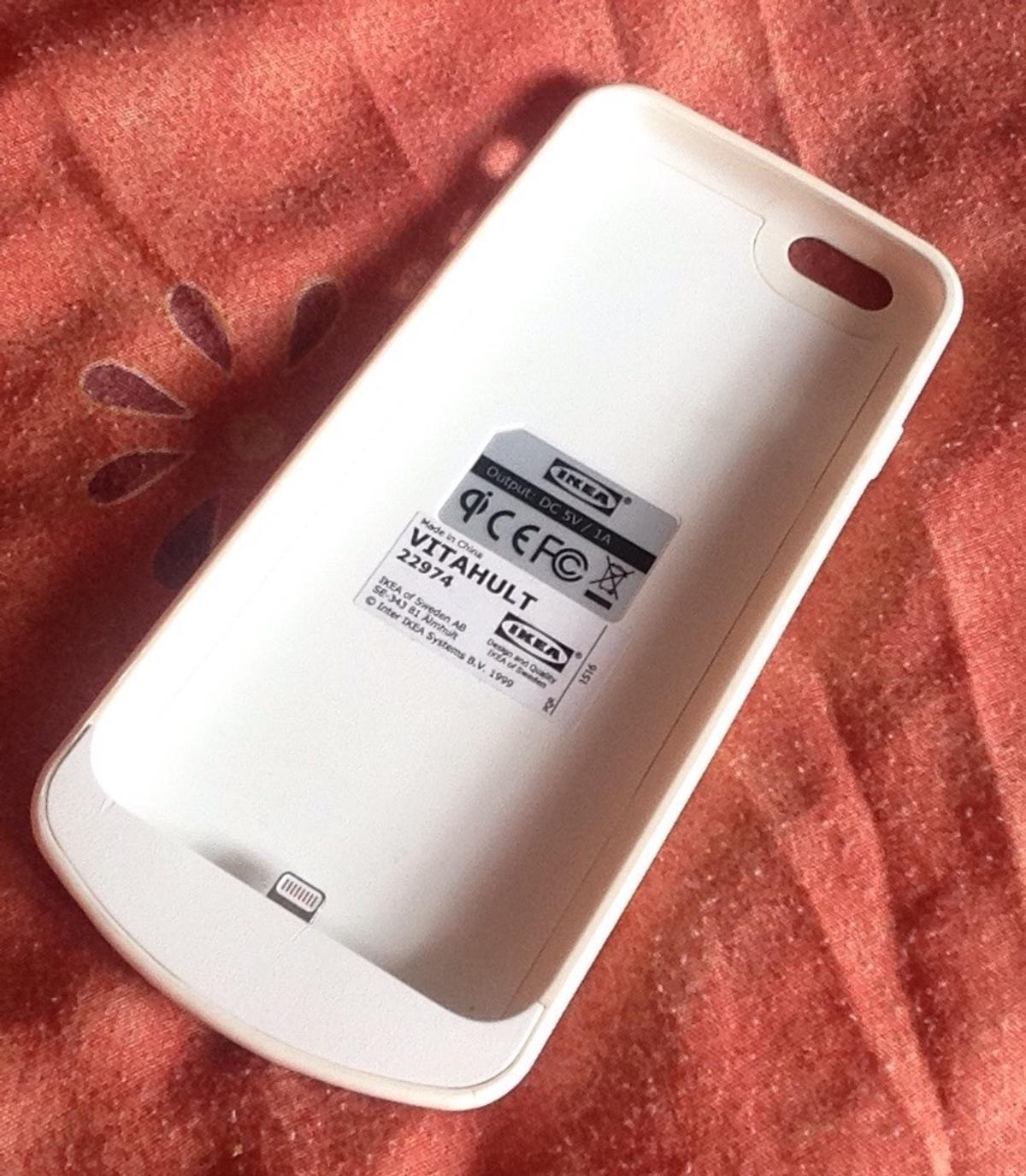 official photos b251c d43fe Wireless charging iPhone 6 Ikea vitahult case in GU15 Camberley for ...
