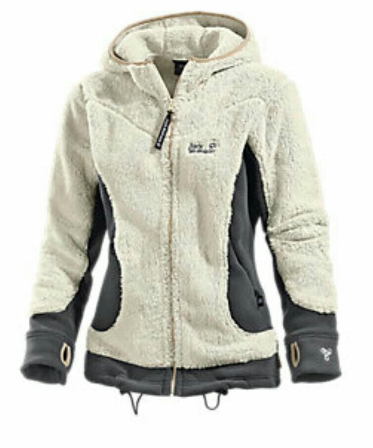 finest selection 32579 d174c Jack Wolfskin Kodiak Damen Fleecejacke Teddy