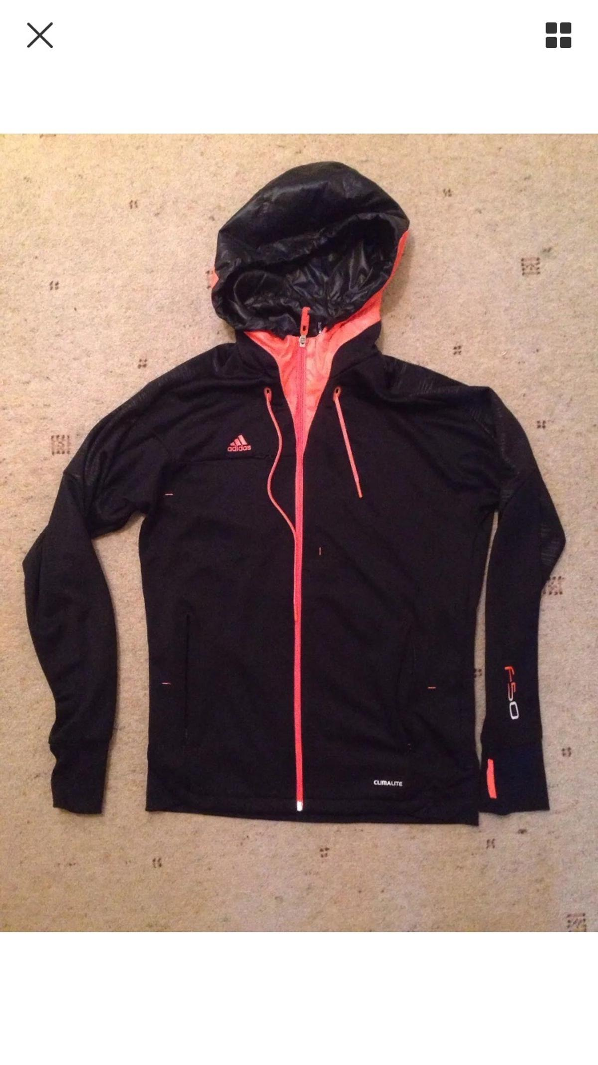 Men's adidas F50 climalite jacket size S in L2 Liverpool für