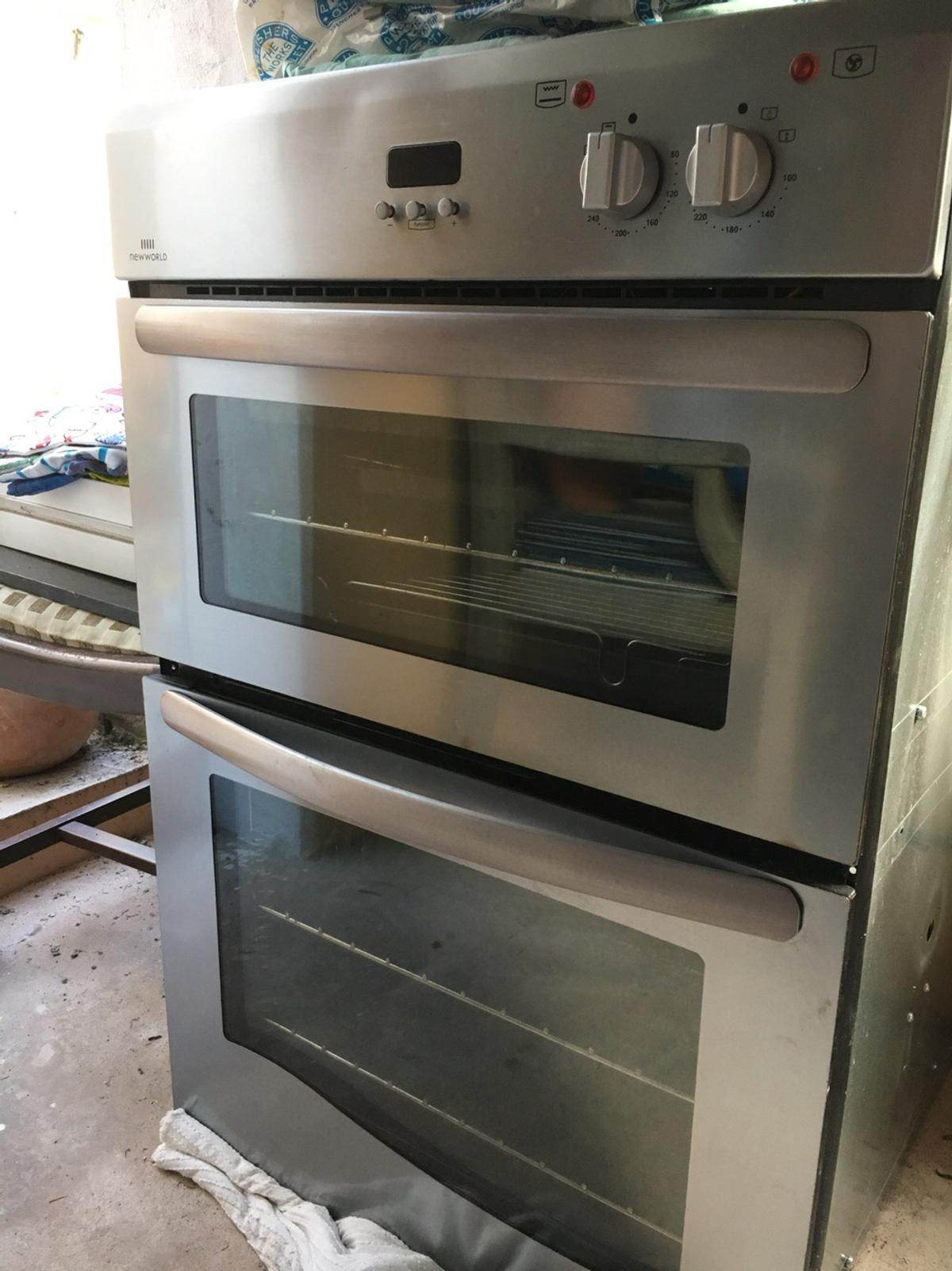 Integrated Electric Double Oven In Fy2