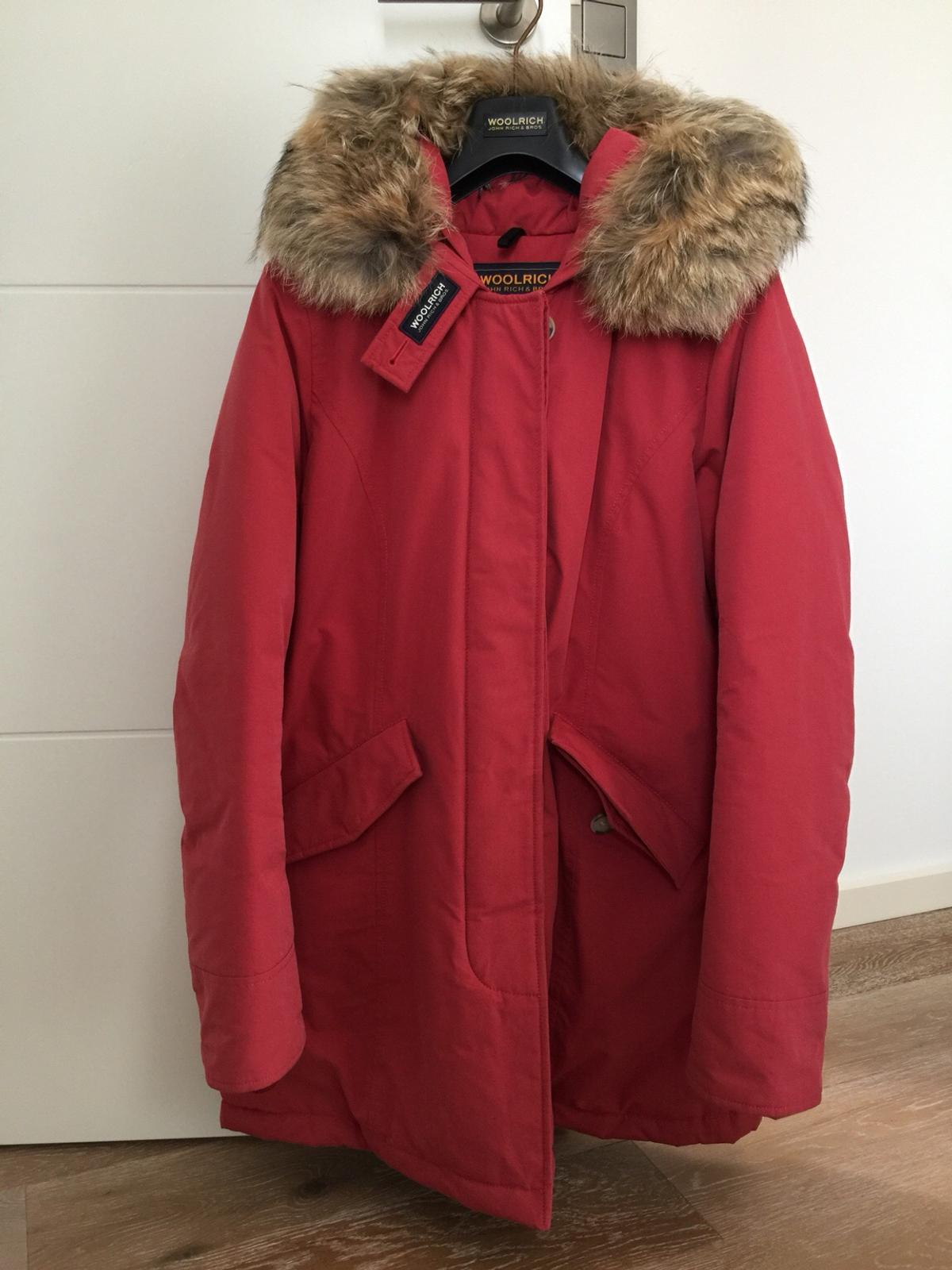 new concept 97fc6 7437f Woolrich Arctic Parka pink/rot in 28279 Bremen for €350.00 ...