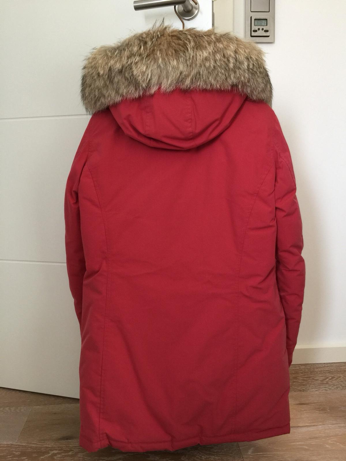 new concept 50d91 87700 Woolrich Arctic Parka pink/rot in 28279 Bremen for €350.00 ...
