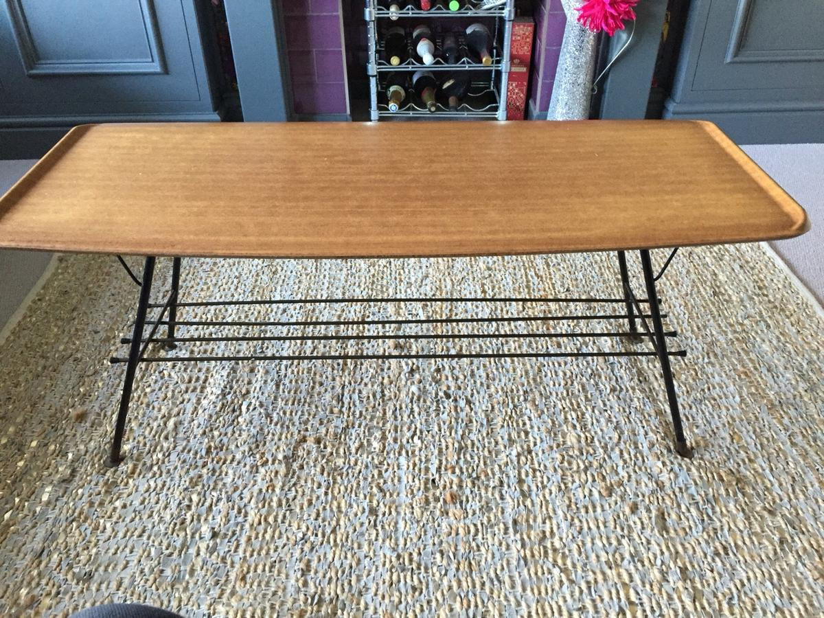 Mid Century Modern 60s Coffee Table In Yo24 York For 50 00 For