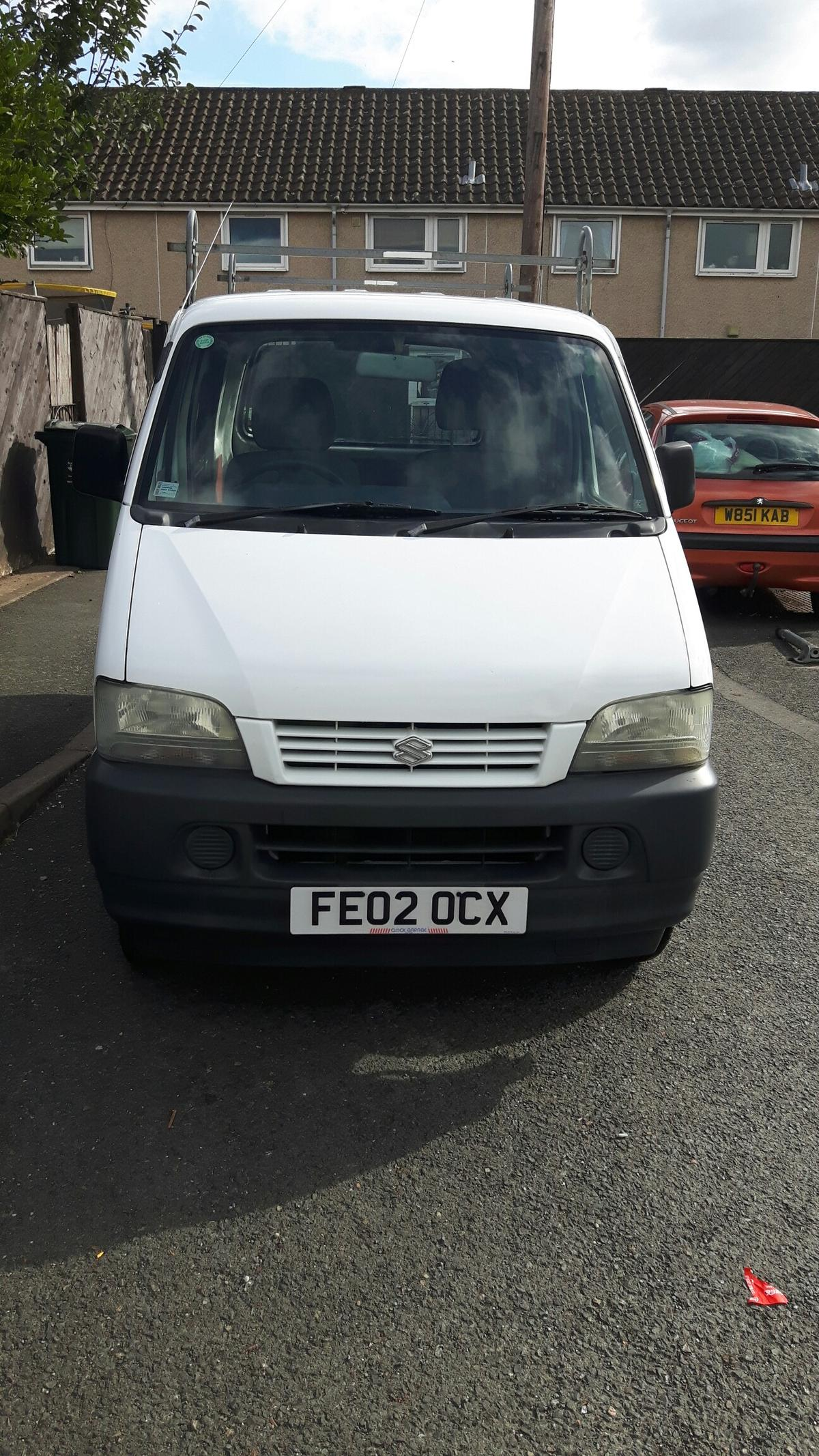 Suzuki carry van 1 3 in WR3 Heath for £995 00 for sale - Shpock